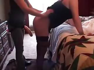 Wife pegs her man