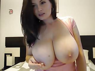 beautiful huge natural tits