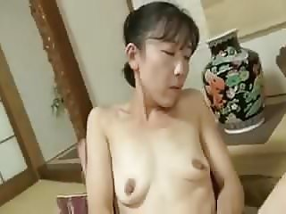 Beautiful Japanese lady showing hot body