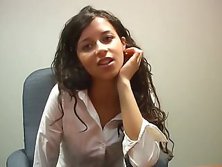 Interviewing for secretary position