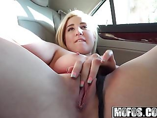 Sex Destiny - Backseat Car - Stranded Teens