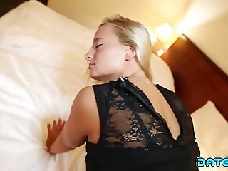 Date Slam - Horny Czech hottie gets fucked - Part 1