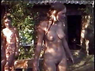 Russian Nudist - Sauna Film