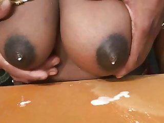 Fucking my milky House Maid.