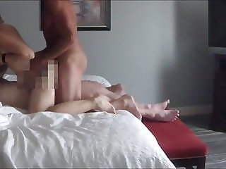 Lazy Summer DP with Husband and Boyfriend - Video