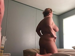 Fucking wife doggy
