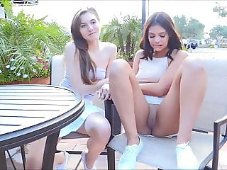 Violet and Eva Lesbian Lovers