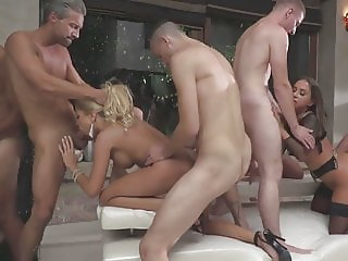 Live webcam orgy #10