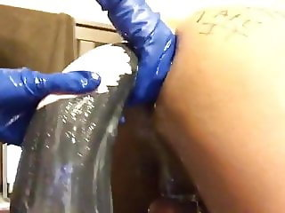 Home fisting 2
