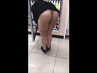 Bottomless in Public