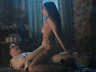 Ginger Gonzaga Rides A Guy In I am Dying Up Here Series