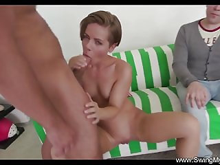 Exotic Housewife Fucks Total Stranger