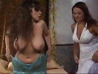 Keisha Dominguez and elexis monroe scena
