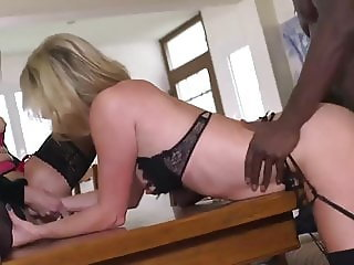 French Sluts Service BBC