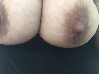 24yr old Kristen 8mths milking engorged breasts