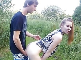 Amateur video: In nature doggystyle (2018)