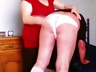 spanked by my neighbour