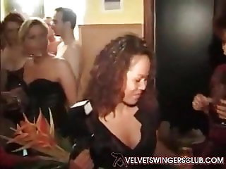 Velvet Swingers Club mega orgy Private invitation only