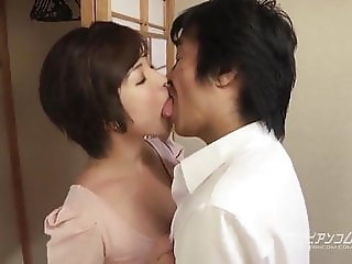 Japanese Hot Spring Hasumi - More at caribbeancom