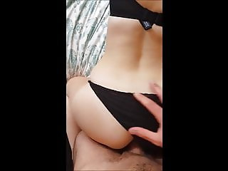 MILF from xHamster18.com gets fucked from behind doggy style