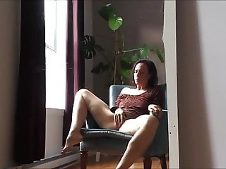 Beautiful Solo By A Horny Milf For Her BF