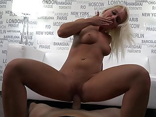 Busty Blonde Superb slut you could fuck all weekend long