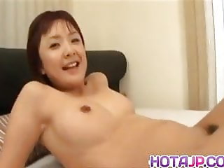Sensual Japanese bedroom sex scenes - More at hotajp.com
