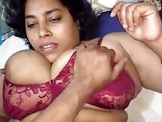 Desi Bangla BIG BOOBS Bhabhi fucking with devar mms sex