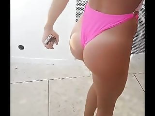 BBH Teaser: American NY College Chick Shaking Her Booty