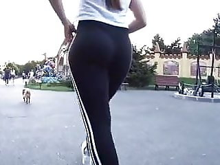 Leggings ass #7
