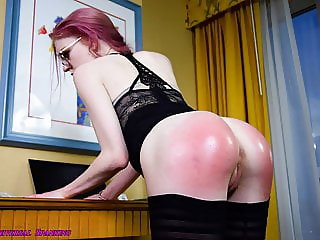 Students Still get Punished - (Spanking)