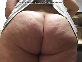 Fat Ass Arab Mature