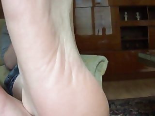 Cute smelly soles