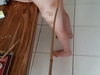 Caning time