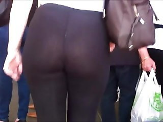 See Through Leggings!!!
