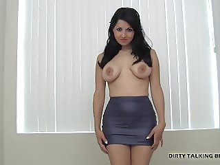 I will give you a lesson in jerking your big cock JOI