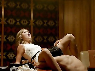 Lili Simmons Juicy Oral Sex In Banshee ScandalPlanet.Com