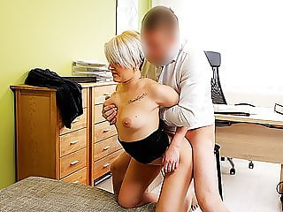 LOAN4K. Pierced pussy has to be fucked if girl wants to...