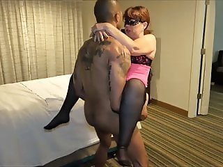 Giving a BBC HotWife What She Came For