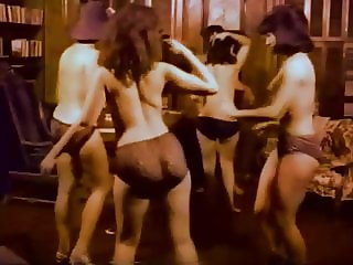 Girls Dancing