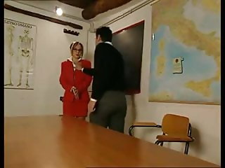 Threesome With The Teacher