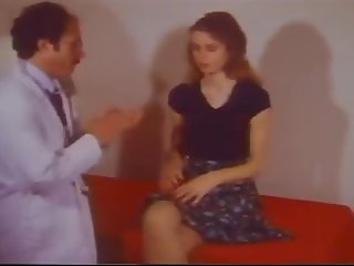 SB3 Wide Eyed Teen Cleverly Gets A Fuck From Her Doctor !