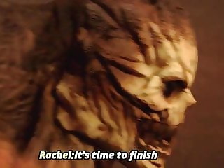 Rachel and the monster