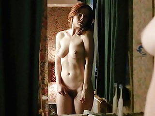 Aisling Knight Nude Bush and Tits Scene On ScandalPlanetCom