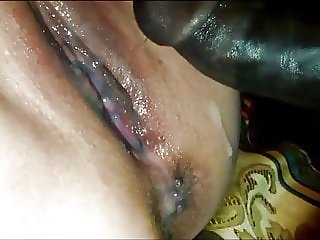 Black Cock Cream and Her Wedding Ring