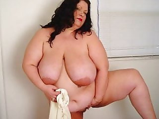 I LOVE Huge Hanging Tits 583 JERK OFF CHALLENGE