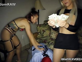Bullied by Kinky Bitches #FemdomRAW