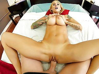 PornGoesPro - Sarah Jessie is punished by a monster cock, bi