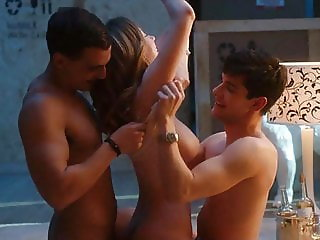 Ester Exposito Threesome Compilation On ScandalPlanet.Com