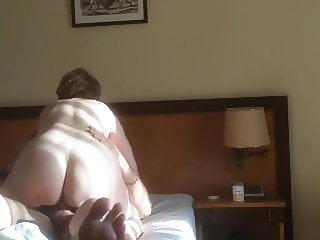 wife fingered blow doggy riding hotel